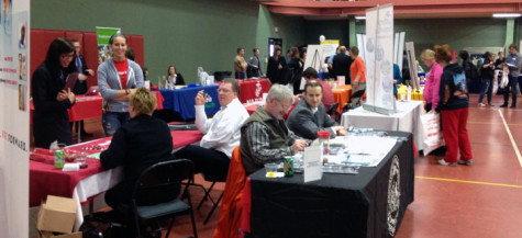 Job fair provides diverse employment opportunities