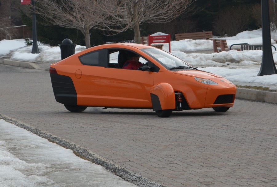Elio Motors founder shares story of unique high-mileage vehicle