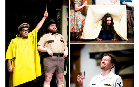More tickets to tonight's Shakespeare performance released.