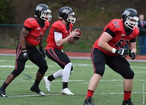 Red Flash Football Dumps Georgetown, 48-20, in Opener
