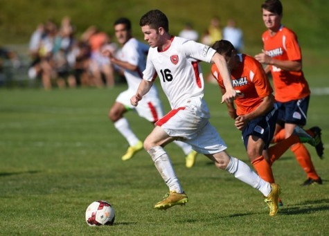 Men's Soccer Picks Up Win No. 1 of 2015 at Bucknell