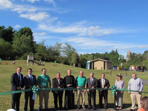 McGuire Memorial Park Opens