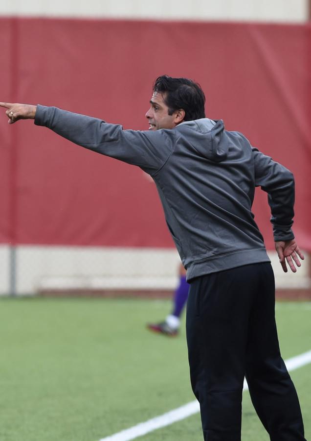 Neto+Takes+Over+as+Head+Men%27s+Soccer+Coach