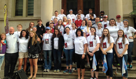 Students Travel to Philly  to See Pope Francis