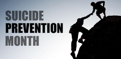 Events Planned for Suicide Prevention Month