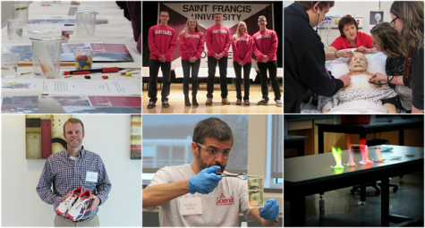 SFU Hosts 22nd Annual Science Day