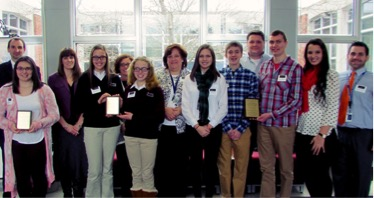 Communications Department Honors Video Challenge Winners