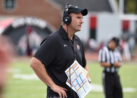 Villarrial Honored as Top FCS Coach in Northeast