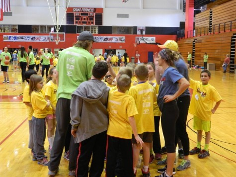 Sports4Kids Day Draws Crowd to Stokes Center