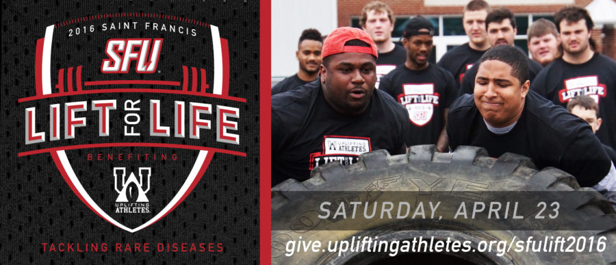 Lift for Life, 5K Run Scheduled for Saturday