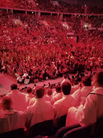 Fraley blog 5 pic, WYD crowd