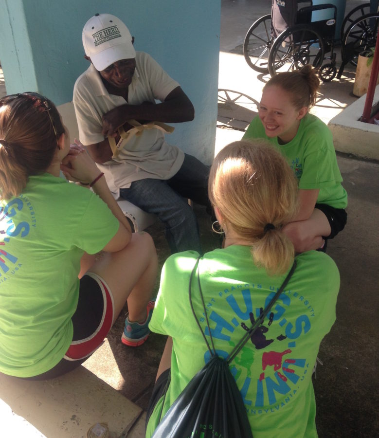 SFU Students to Serve in Costa Rica and Jamaica over Spring Break