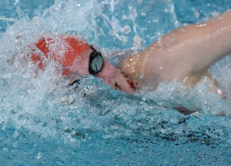 NEC Video Shares SFU Swimmer Katie Lafferty's Story