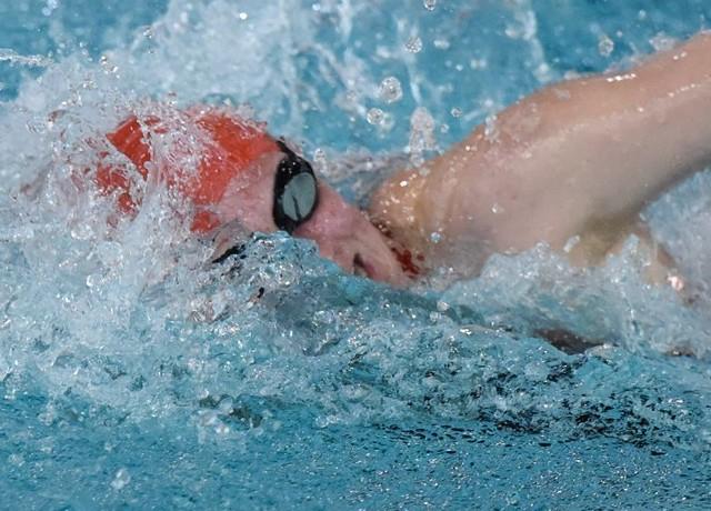NEC Video Shares SFU Swimmer Katie Lafferty's Story