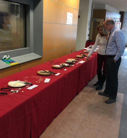 Math Department celebrates Pi Day