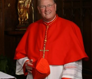 Cardinal Dolan to visit University on March 30