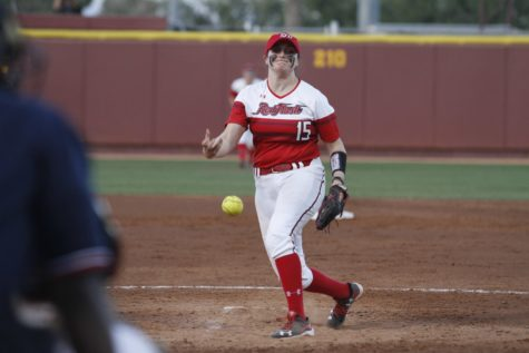 SFU softball wins 13 in a row