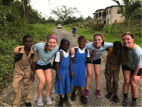 Students, alumni, staff share skills on Spring Break mission trips