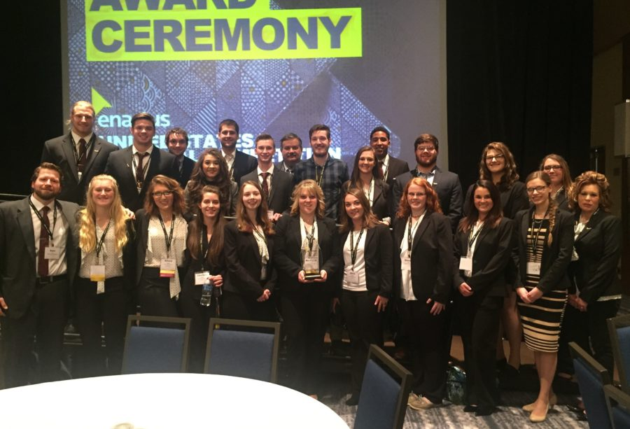 ENACTUS advances to national competition