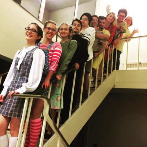The 25th Annual Putnam County Spelling Bee to be presented by the Fine Arts Department