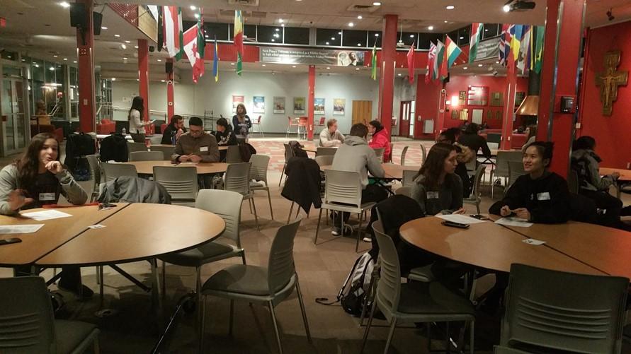 SFU Global Buddies Program hosts successful event