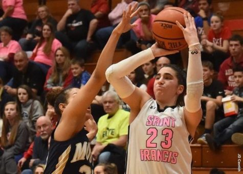 Women's Basketball defends Degol