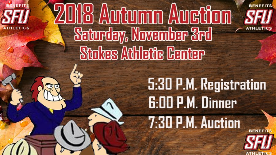 Auction to raise money for athletics teams