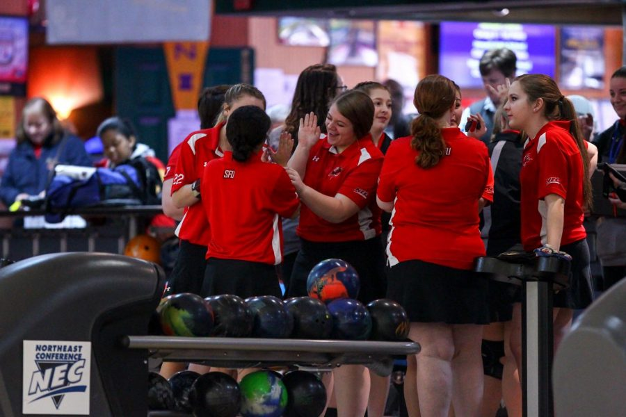 Gonner named head bowling coach