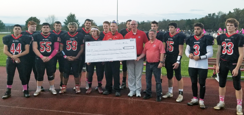 Local high school supports Cancer Care Program