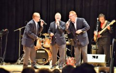 Vogues deliver memorable performance to open SFU Band Concert Series