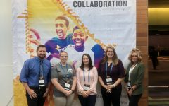 SFU represented at ENACTUS event in California