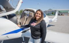 University launches aviation program