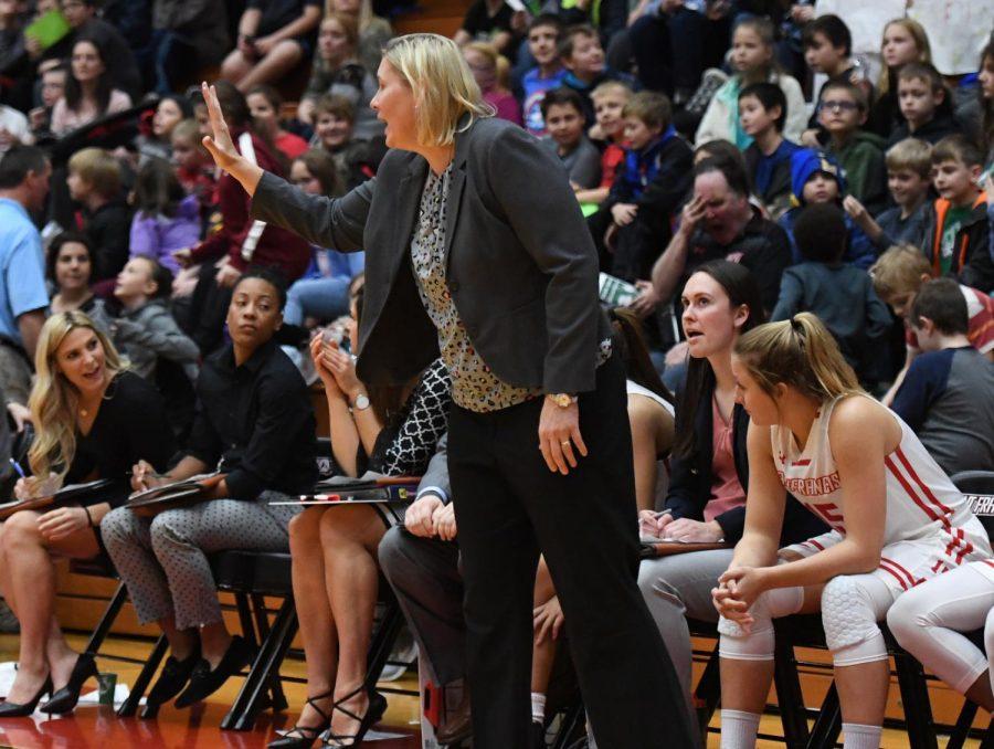Athletic director serving as interim head women's basketball coach