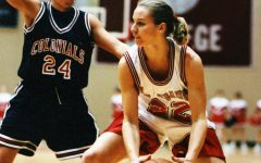 Former basketball star Jess Zinobile's jersey to be retired on Feb. 9