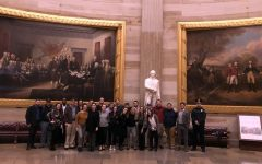 Business clubs visit Washington, D.C.