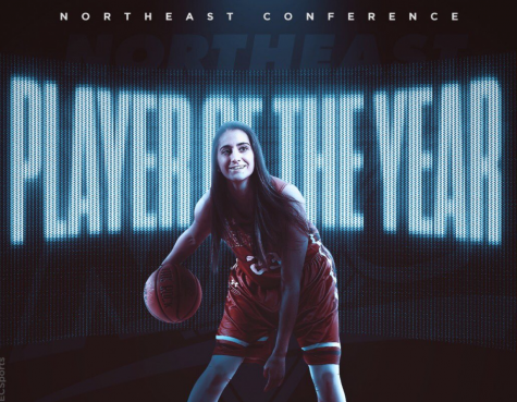 Kovatch Earns NEC Player-of-the-Year Award for Second Straight Season