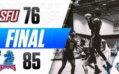 Men's Basketball Falls to Fairleigh Dickinson in NEC Title Game