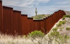 U.S. Land of Hope, Not Border Walls