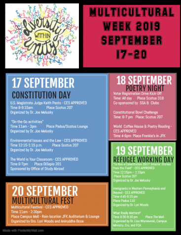 SFU Celebrates Multicultural Week
