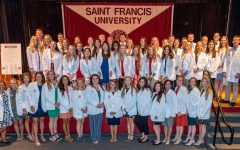 Physician Assistant Program Holds White Coat Ceremony