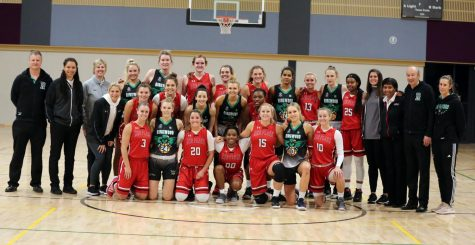 Women's Basketball Enjoys Australia Tour