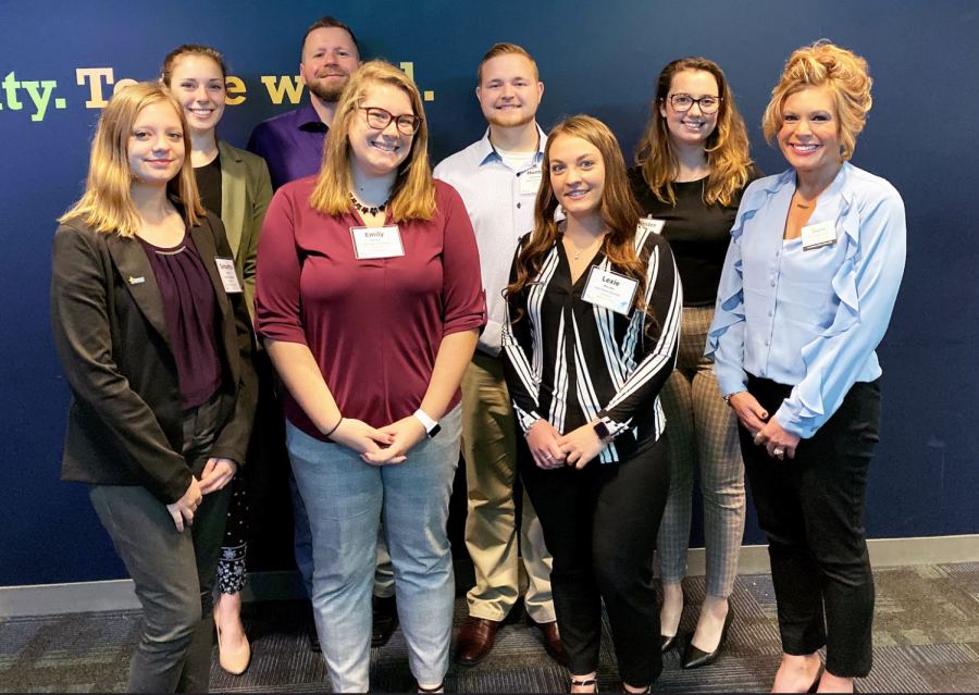 Enactus Members Attend Fall Collaboration Summit in Pittsburgh