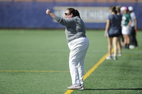 Coyne Hired To Lead Lacrosse Team