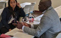 Alumni Return to Campus for Mentorship Week