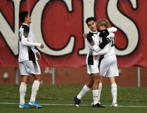 Men's Soccer Hosts NEC Tournament