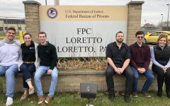 Enactus Members Engage with Inmates at FCI and FPC Loretto