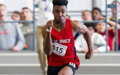 Track and Field Teams Open Indoor Season