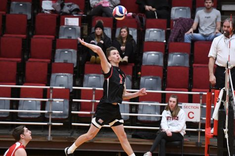 Men's Volleyball to Open Five-Match Homestand