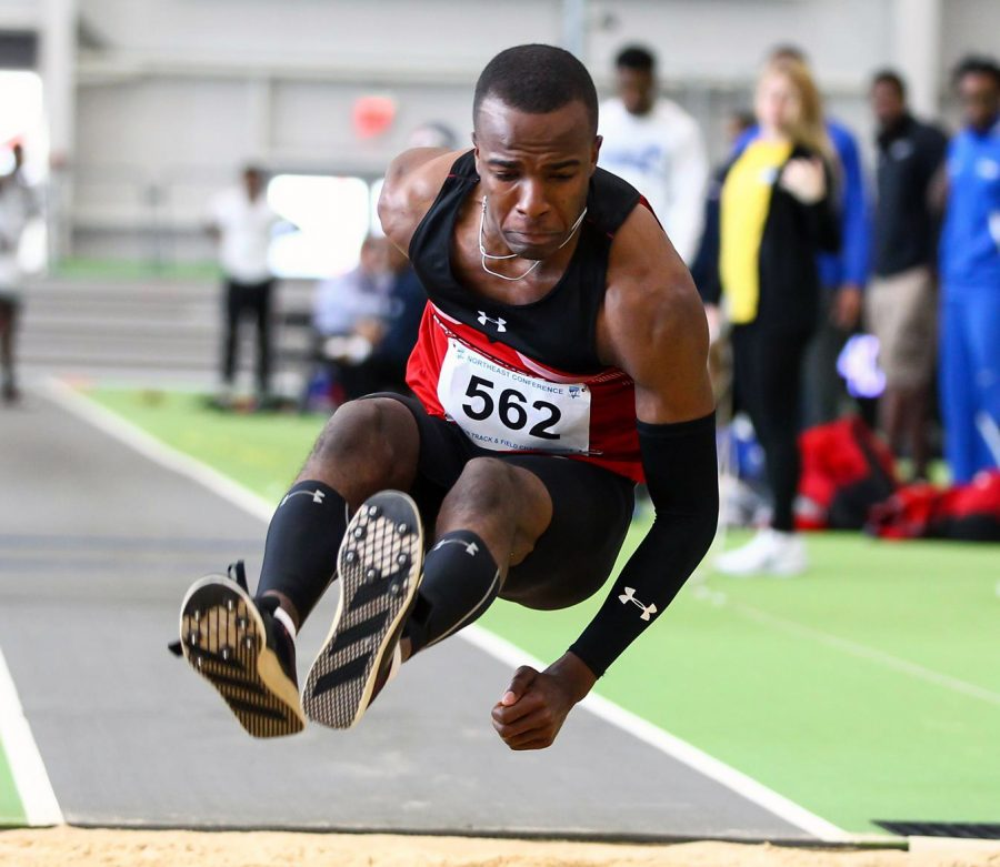 Track and Field Teams Ready for NEC Indoor Finals