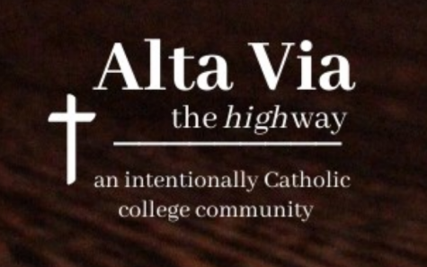 "University Announces Catholic Student Community ""Alta Via"""